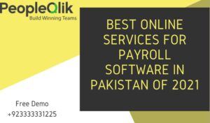 Best Online Services for Payroll Software In Pakistan of 2021