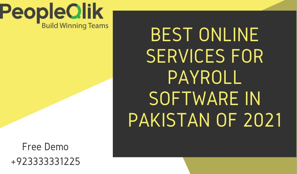 Increase employee engagement with Payroll Software in Pakistan