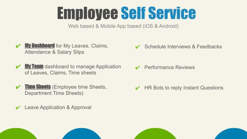 How Might a HR Software in Pakistan Mobile App Can Increase Employee Efficiency in an Organization?