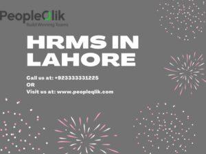 لاہور میں HRMS: ملازمین کے انتظام کے لیے ٹائم ٹریکنگ ٹولز کی مدد